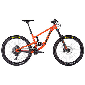 Santa Cruz Nomad 4 AL S-Kit Full suspension mountainbike oranje
